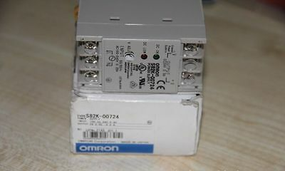 Brand New in Box Omron S82K-00724 Power Supply
