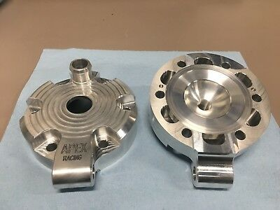 YZ250 Billet Cylinder Head 1999-2019 with MX Dome