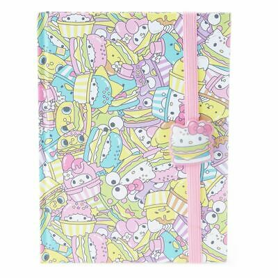 Hello Sanrio Notebook with Elastic Band