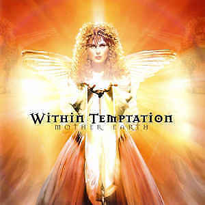 Within Temptation - Mother Earth (Orange Cover) CD Like new (C)