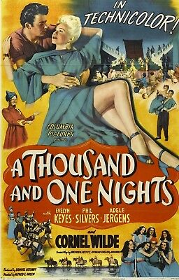 A Thousand and One Nights  -  New Region All ( NTSC )