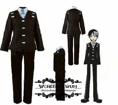 Details about  /God Eater Soma Schicksal Jinki Cosplay Costume:Free shipping