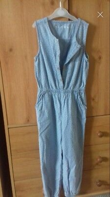 Jumpsuit 5-6 Years Nutmeg Excellent condition
