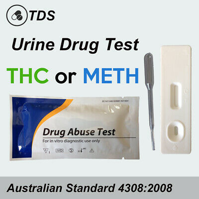 1-100 Urine Drug Test Kit THC or METH - Drug Tests Testing Kits