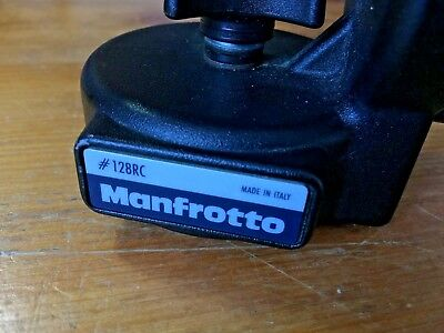 Manfrotto 128RC Video Head Micro Fluid Video Head
