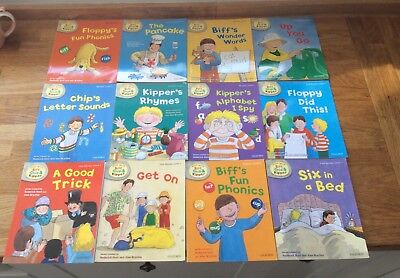 Biff and Chip Level 1 -12 Books