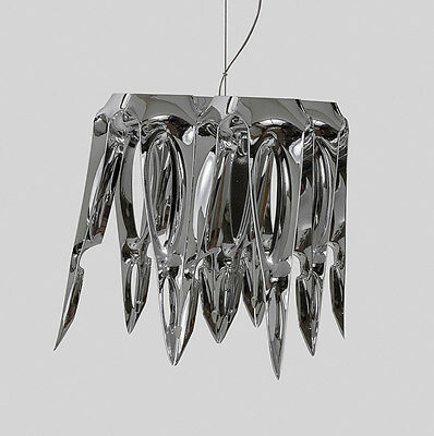 Zumtobel CHANDELIER LQ - Zumtobel Lighteriors, Design Hani Rashid 2005,Rarität!