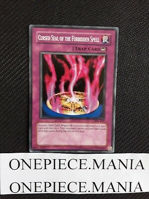 Yu-Gi-Oh! Cursed Seal Of The Forbidden Spell IOC-049