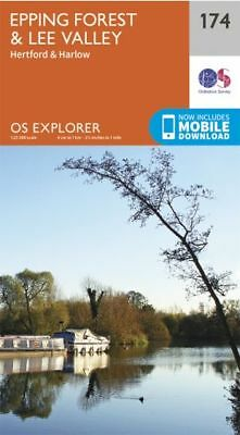 OS Explorer 174: Epping Forest & Lee Valley