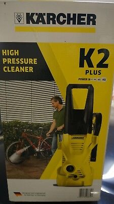 Karcher K2 plus Electric High Pressure Cleaner