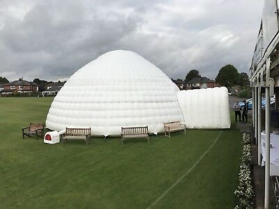 Inflatable Igloo Event Business