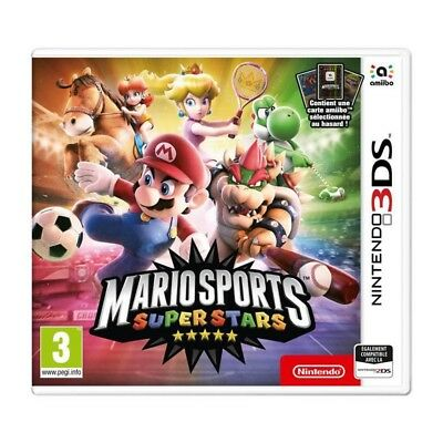 mario sports superstars jeu 3ds