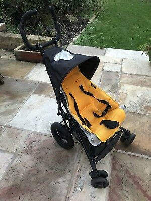 micralite superlite fastfold pushchair buggy, muff, car seat adapters & extras