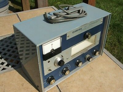 Ventron CAHN G-2 Electrobalance Scale Mass Lab Equipment Science