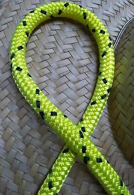 """200' 1/2"""" Premium Polyester Double Braid made in USA - sheetline, halyard - 1199"""