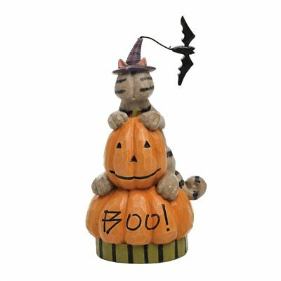 Williraye Halloween Boo! Cat - New Fall 2018