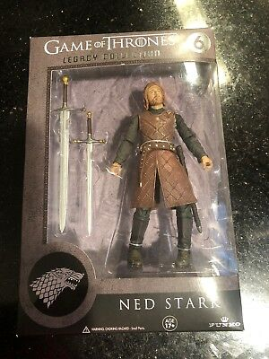 Funko Game of Thrones Legacy Collection Ned Stark Action Figure Series 1 #6