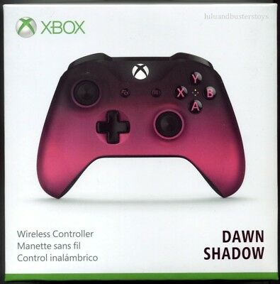 Microsoft XBOX ONE Wireless Controller DAWN SHADOW Special Edition Gamepad New