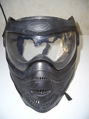 T6#210818 Proro Paintball Maske