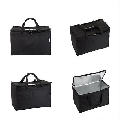 """Commercial Food Warmers Quality Insulated Delivery Bag- Large 23 X 13 15"""", Thick"""