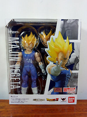 SH Figuarts Majin Vegeta. Dragon Ball Z Bandai