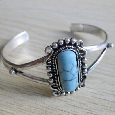 Twilight Bella Turquoise Adjustible Bracelet - Ships from Florida USA