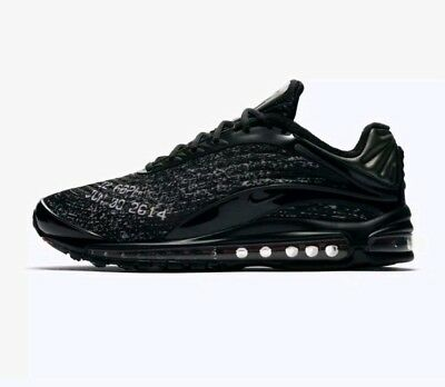 new product 99235 677fa Skepta X Nike Air Max Deluxe Never Sleep On Tour Size Uk 10 Sk Aq9945-