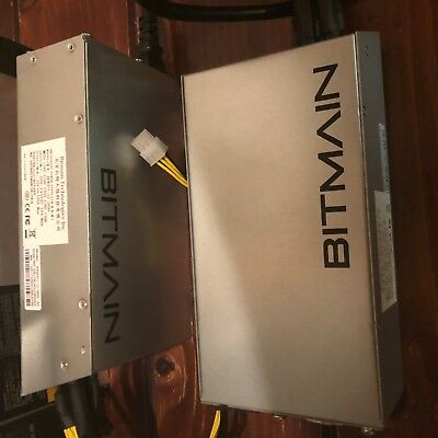 Bitmain APW3++ PAIR Power Supply (Used)