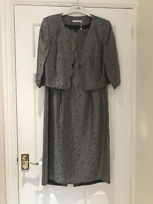 Mother Of The Bride Gina Bacconi Outfit Size 12
