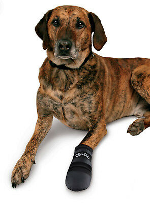 Dog Walker Care Protective Boots support rapid healing of paw injuries 2 Pieces