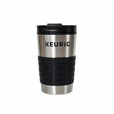 Travel Coffee Mug With Lid Insulated Stainless Steel 12 oz Leak Proof No Spill