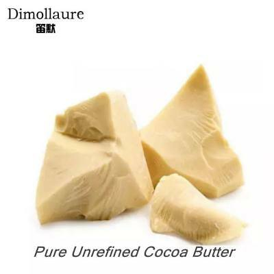 cocoa Butter 100% Pure Natural Raw cacao fat Handmade Soap Ingrediants
