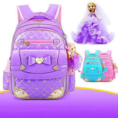 7311d43a5c9b Chic Kids Waterproof Backpack for Girls Children Primary Student School  Book Bag