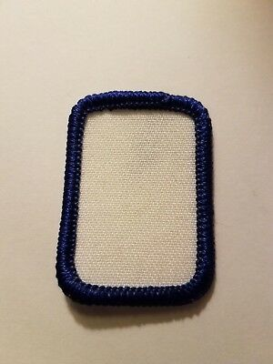 Blank IP Badges Girl Scouts - New (Discontinued)