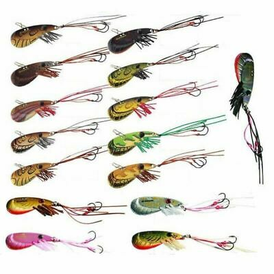 Ecogear ZX40 Fishing Lure Bream Blade Bass ZX 40 Trout Prawn Vibration Hardbody