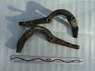 Holden HQ Manual steering Left & Right hand front steering arms SH G/C