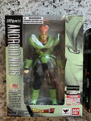 Sh Figuarts Dragon Ball Z ANDROID 16