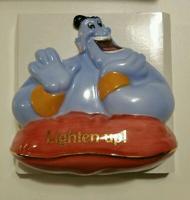 Walt Disney Aladdin Night Light By Schmid, New In Box