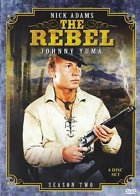 The Rebel   ( Season Two 5 DVD ) - New Region All