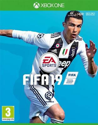 FIFA 19 Xbox One | (No CD) | MULTILANGUAGE | READ DESCRIPTION