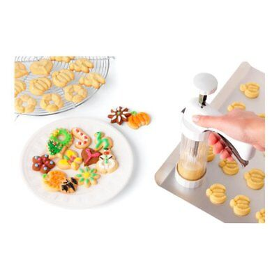 Kuhn Rikon Clear Cookie Press *FREE POST*