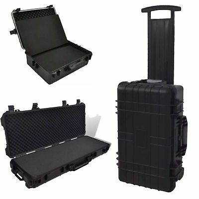 Waterproof Equipment Hard Trolly/Carry Case Box Transport Storage Protective New