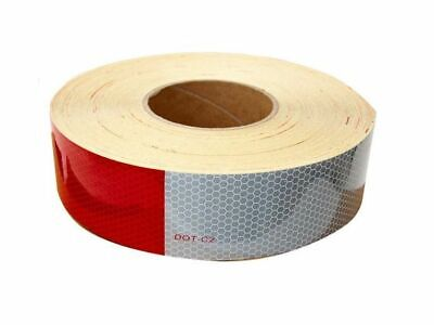 """Conspicuity Tape 2""""x150' Approved DOT-C2 Reflective Safety Truck Trailer HM"""