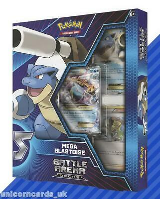 Pokemon TCG: Battle Arena Deck - Mega Blastoise :: Brand New And Sealed!