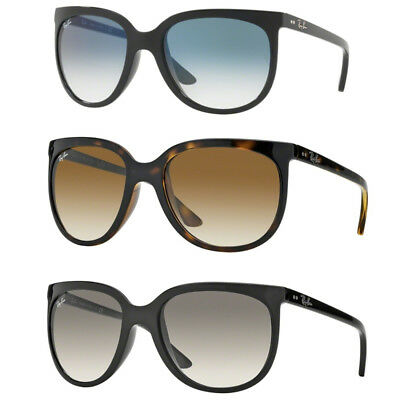ebcaaed1f58fb Ray Ban Rb 4126 Cats 1000 New Occhiali Da Sole Sunglasses Sonnenbrille  Lunettes
