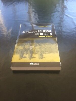 Modern Political Ideologies by Andrew Vincent (Paperback, 1995)