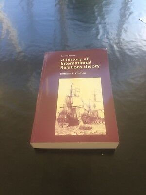 A History of International Relations Theory, Torbjorn Knutsen