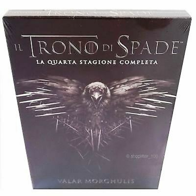 Game Of Thrones - Season / Staffel 4 - Dvd