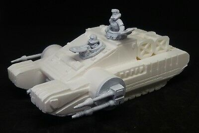 star wars west end games scale tx-225 occupier type tank scale wargames model.