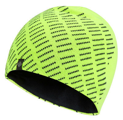Ronhill Classic Beanie Running Outdoor Training Reflective Thermal Headwear